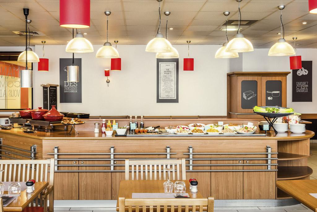 Ibis paris 17 clichy batignolles ibis paris berthier - Restaurant italien porte maillot paris 17 ...